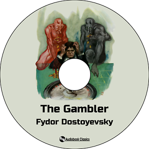The Gambler Unabridged Mp3 Cd Audiobook In Paper Sleeve Ebay