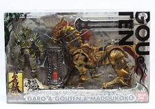 Garo Vol 4 Equip & Prop Gouten & Madoukoku