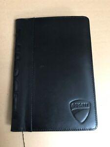 Genuine-Ducati-Document-Holder-Wallet-Leather-Look