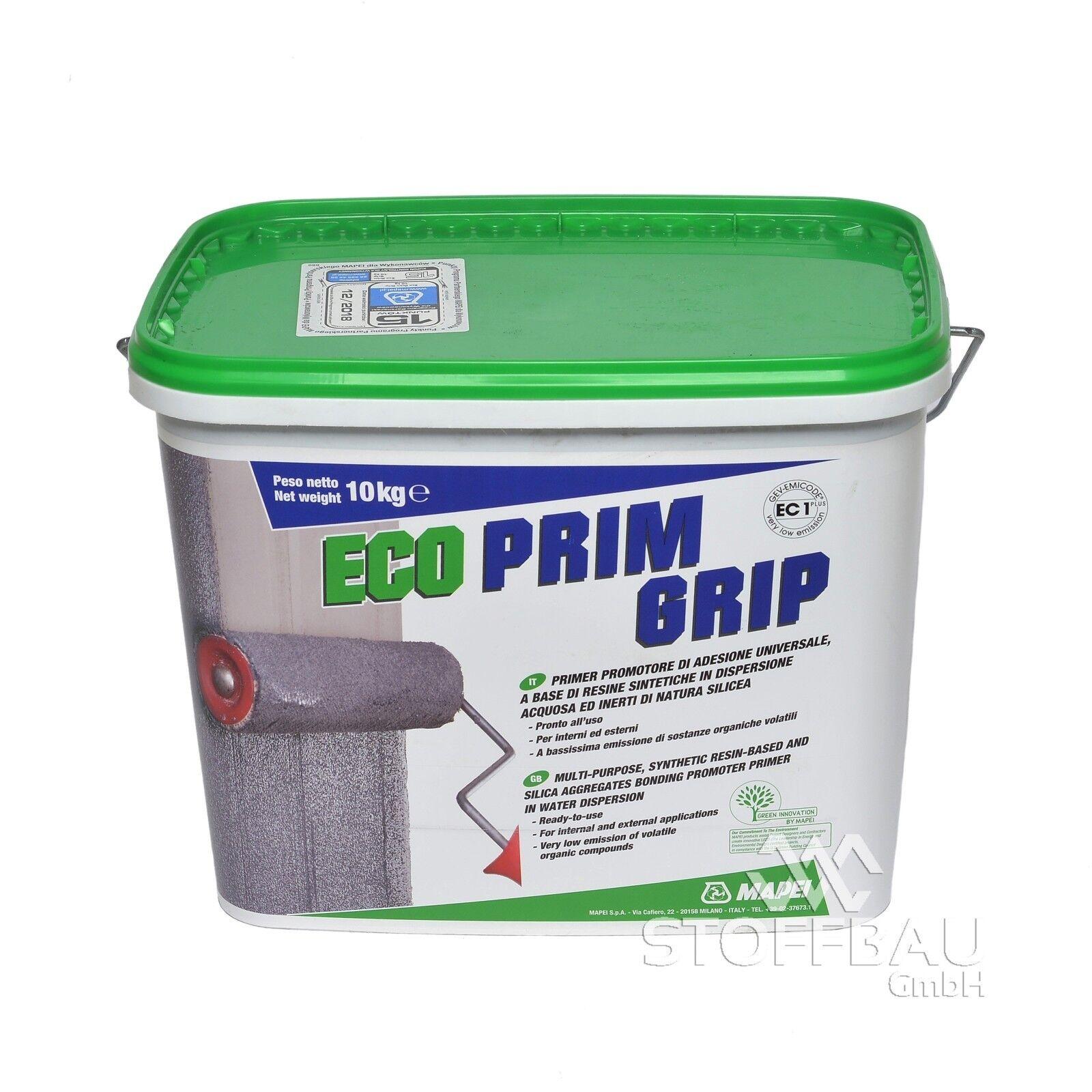 MAPEI ECO PRIM GRIP - Dispersionsgrundierung, 10 kg