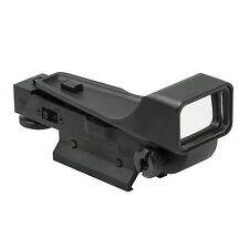 Ncstar Gen 2 DP Red Dot Reflex Optic Sight Tactical Hunting Aluminum Body Black
