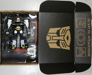 """Transformers Generations Selects ~ RICOCHET AKA """"STEPPER"""" FIGURE ~ Deluxe Class"""