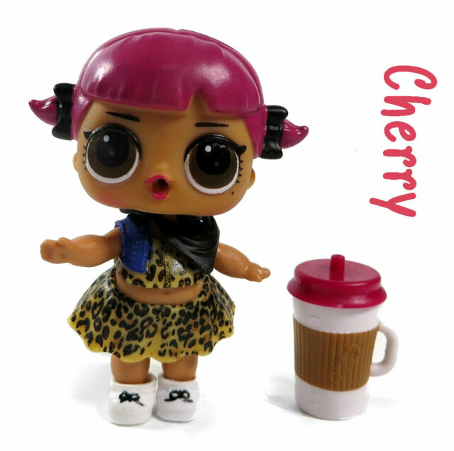 Lol Surprise Doll Cherry Series 2 Original Authentic Napping