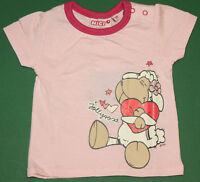 Nici - Kurzarmshirt - Mädchen - Rosa - Baby