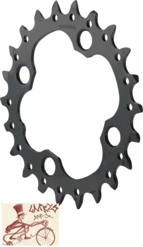 SHIMANO SLX M7000-10   22T X 64MM 10-SPEED BICYCLE CHAINRING FOR 22//30//40T