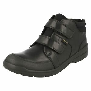 Boys Clarks Formal Ankle Boots School