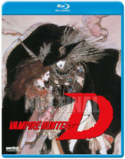 Vampire Hunter D (Blu-ray Disc, 2015)