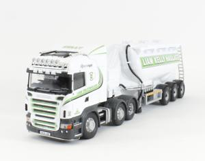 Corgi Camión Pesado CC13767 Scania R moderna feldbinder petrolero Liam Kelly 1 50
