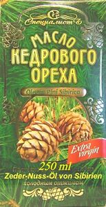 Zeder-Nuss-Ol-Kaltgepresst-Herkunft-Altai-Sibirien-250-ml