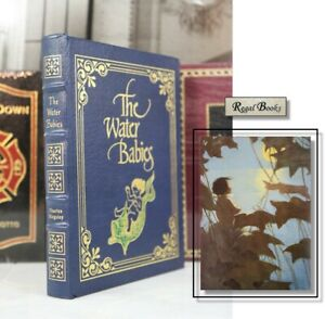 THE WATER BABIES - Easton Press - Charles Kingsley - Children's Classics