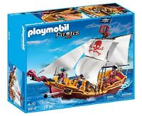 Playmobil Red Serpent Pirate Ship