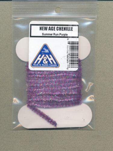 New Age Chenille summer run purple