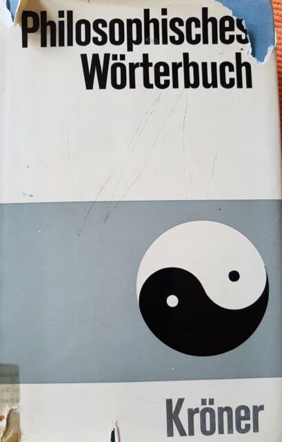Philosophisches Wörterbuch von Schmidt, Heinrich, Schischk... | Buch | gebraucht