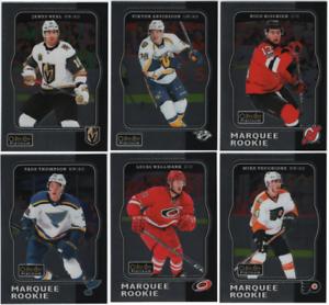 2017-18-O-Pee-Chee-Platinum-Hockey-Retro-Set-Cards-Choose-Card-039-s-1-100
