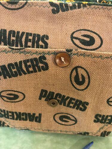 Packers Green Bay Bag Shoulder Handmade JT31lFKc