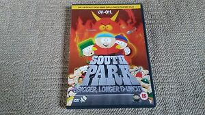 South-Park-Bigger-Longer-Uncut-DVD-Disc-In-Very-Good-Condition