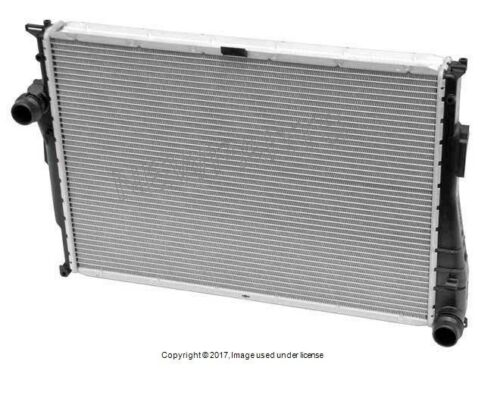 For BMW E46 M3 Convertible M3 Coupe 01-06 OEM Radiator 17102228941