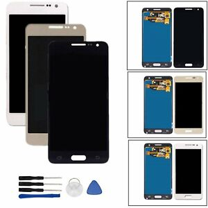 Ecran-Tactile-LCD-Display-Touch-Digitizer-Pour-Samsung-Galaxy-A3-2015-A300-A300F