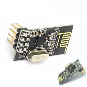 10PCS-Arduino-NRF24L01-2-4GHz-Wireless-RF-Transceiver-Module-New-Version