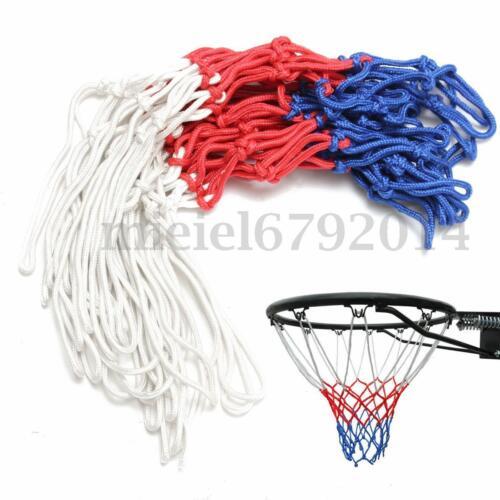 Basketball Durable Nylon Braided Goal Hoop Net Netting Mesh Rim Replacement