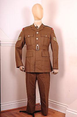 "*BRITISH -ARMY  UNIFORM   MAN'S No 2  DRESS   GRENADIER GUARDS  chest 41"""