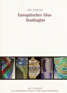 156-Auktion-Katalog-Fischer-2006-Europaeisches-Glas-Studioglas-17-20-Jh-Preise