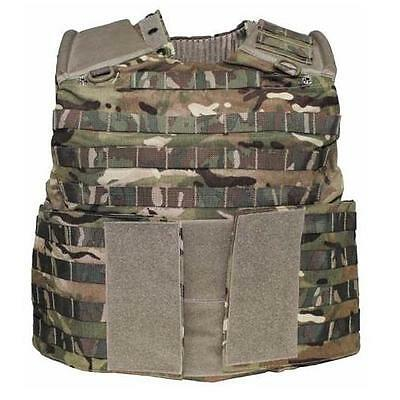 MTP Body Armour Cover ~ Osprey Molle Assault Vest ~ British Army Issue ~ Graded