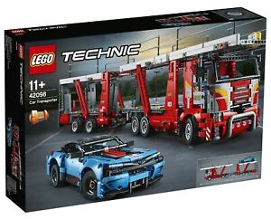 LEGO-Technic-Car-Transporter-42098-No-Pick-Ups