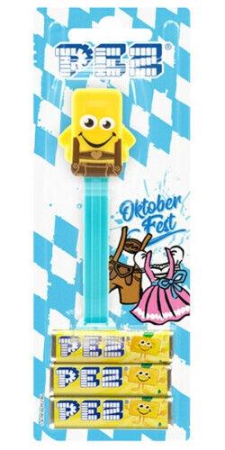 Oktoberfest Boy Hans Exclusive Limited 2020 Ed European PEZ dispenser MOC