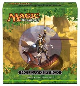 Buy Magic The Gathering 2013 Theros Holiday Gift Box Online Ebay