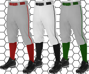 55f3c2a3d89 Image is loading Alleson-Athletic-Adult-Mens-Knicker-Baseball-Pants-With-
