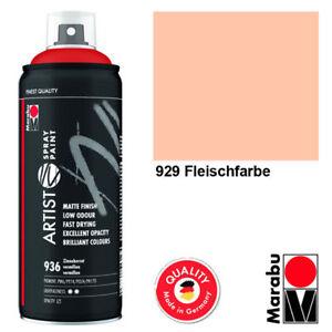 Nuevo-Marabu-Artist-Espray-Paint-400ml-Color-de-la-Carne