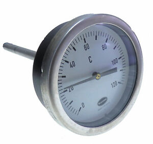Brannan-Direct-Mounting-Dial-Thermometer-0-120-C-100mm-Back-Entry-Stem