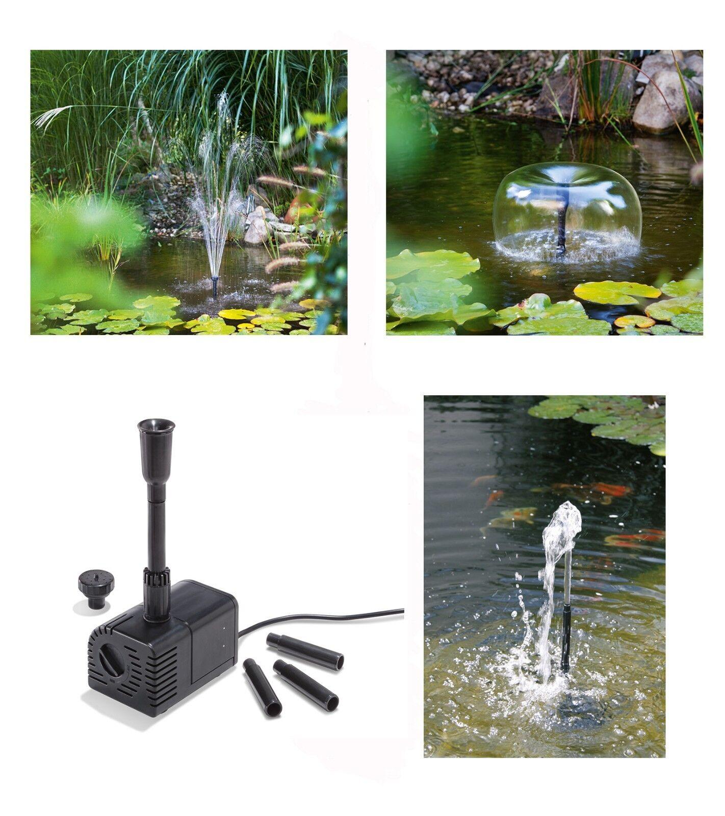 12-24 Volt Solar Ersatzpumpe Solarpumpe Teichpumpe Gartenpumpe Tauchpumpe Pumpe