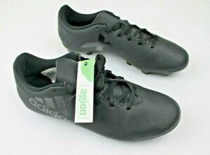 126912ee8234a Adidas X 17.4 Fxg Soccer Cleats Shoes Men's Black Color Size 8 | eBay