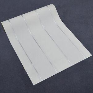Vlies-Tapeten-Tapete-Streifen-Linien-gestreift-weis-silber-grau-Modern