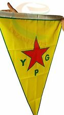 YPG Kurdistan Rojava Drapeau Kurde Rebelles en Syrie Drapeau  60x90 cm