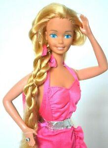 Hommes-Boucles-Barbie-Poupee-1980-039-s-Originale-Accessoires