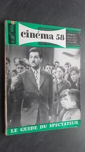 Rivista-per-Lettera-Cinema-N-26-Avril-1958-ABE