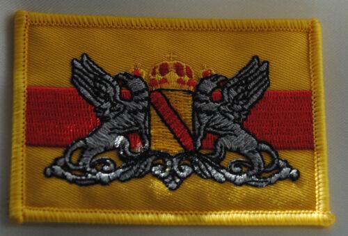 AUFNÄHER PATCH 0271 AUFBÜGLER FAHNE FLAGGE GROSSHERZOGTUM BADEN SAMMLER Nr.4a