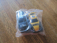 Box Of 6 Sets Bakery Craft Nascar Cake Toppers - In Box