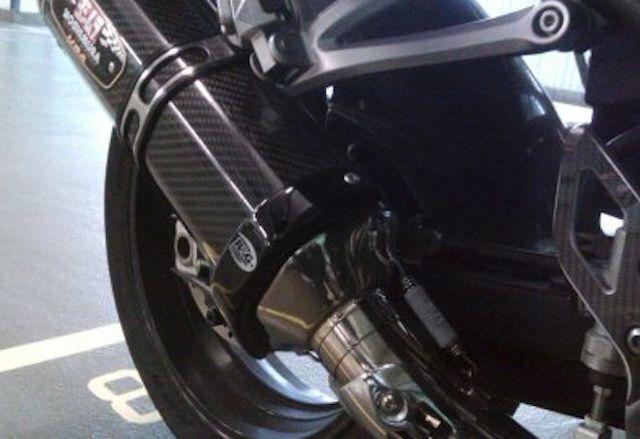 R&g Escape Protector para Yoshimura R-77 BMW, Bimota, Binelli