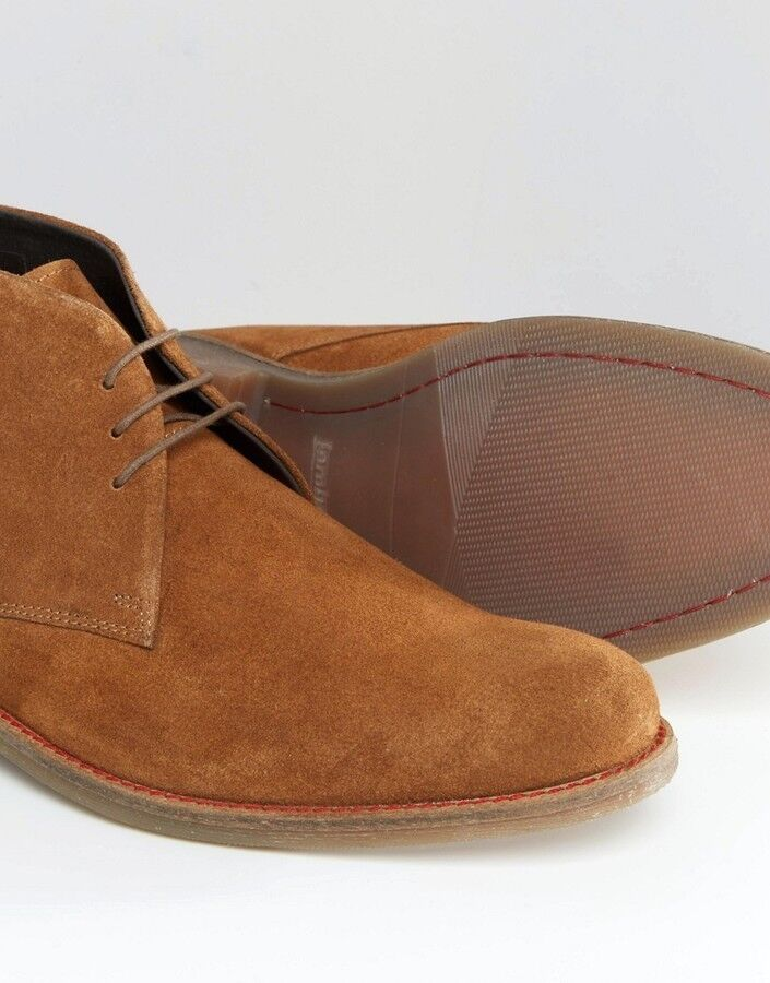 Lambretta Desert Boots Suede Tan Carnaby Classic Lace Sizes Up LL M -121 Sizes Lace 7 to 12 03e579