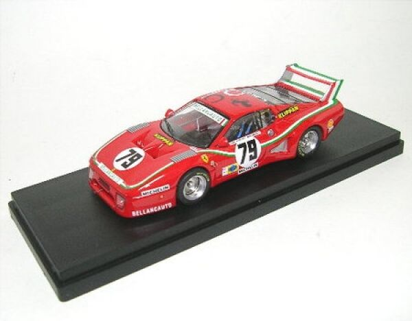 Ferrari BB LM No. 79 LEMANS 1980