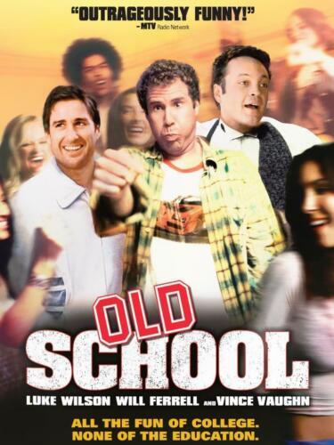 Old School Movie Poster Print Wall Art 8x10 11x17 16x20 22x28 24x36 27x40 Wilson