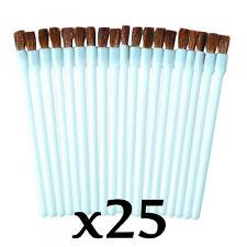 Make Up Lip Disposable Brush Applicators (Pack of 25)