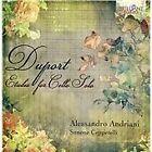 Jean-Louis Duport - Duport: Etudes for Cello Solo (2013)