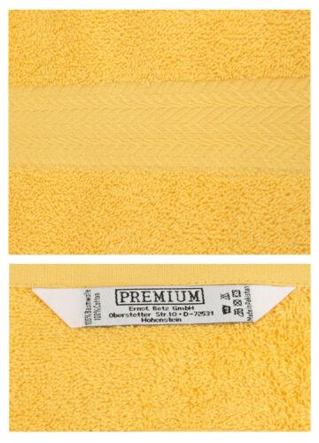Betz 10 Waschhandschuhe Waschlappen Waschhandschuh PREMIUM 16x21cm