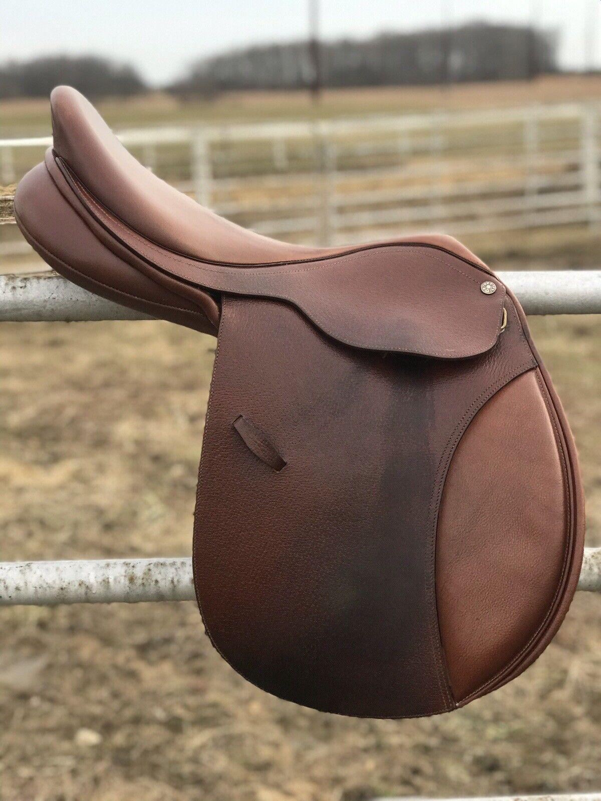 17-1  2  Collegiate Congreenible saddle  offering store