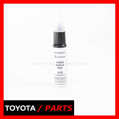 Genuine Toyota Parts White Pearl 00258-00070-21